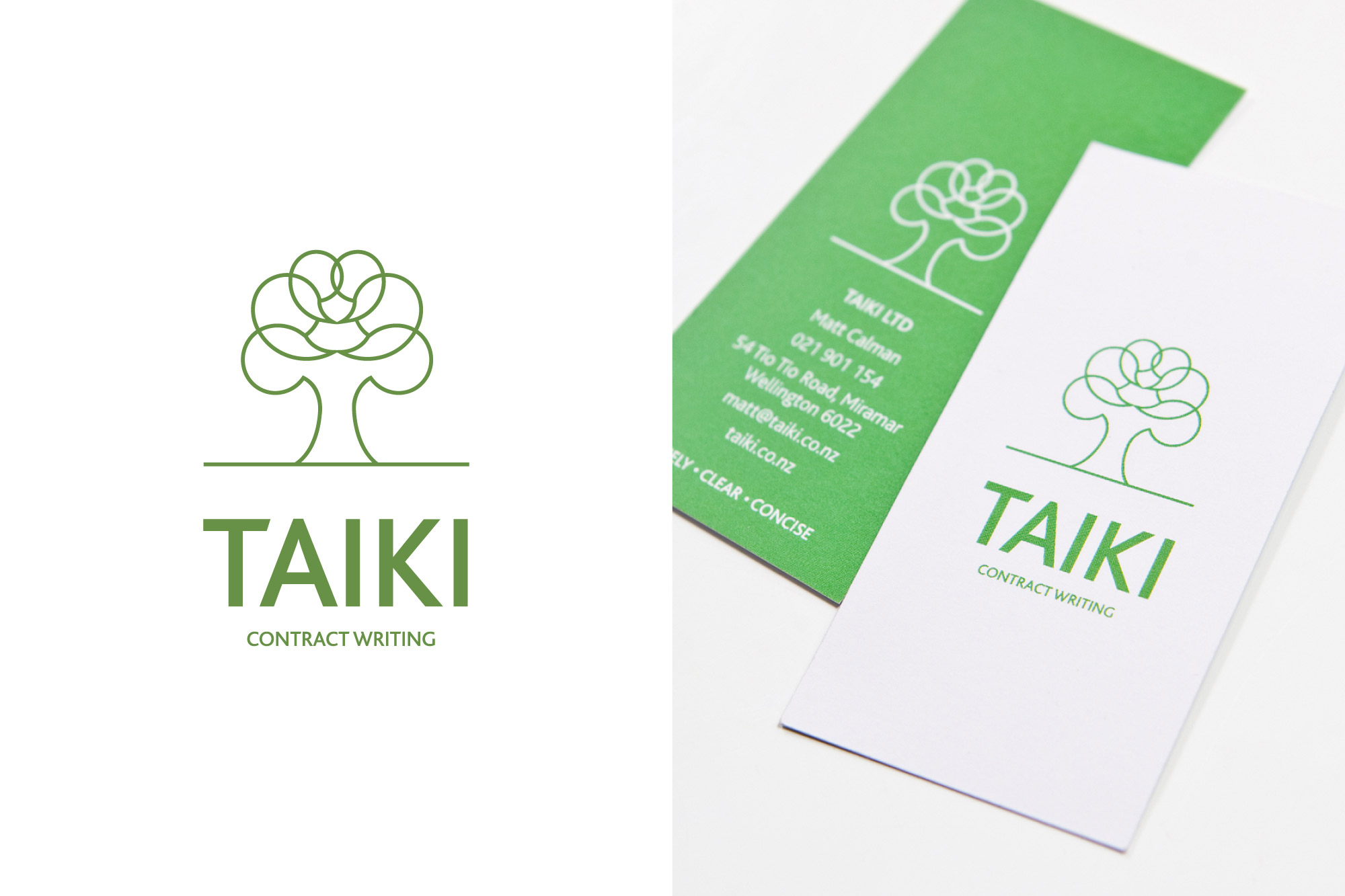 IDENTITY / Taiki – Contract Writer
