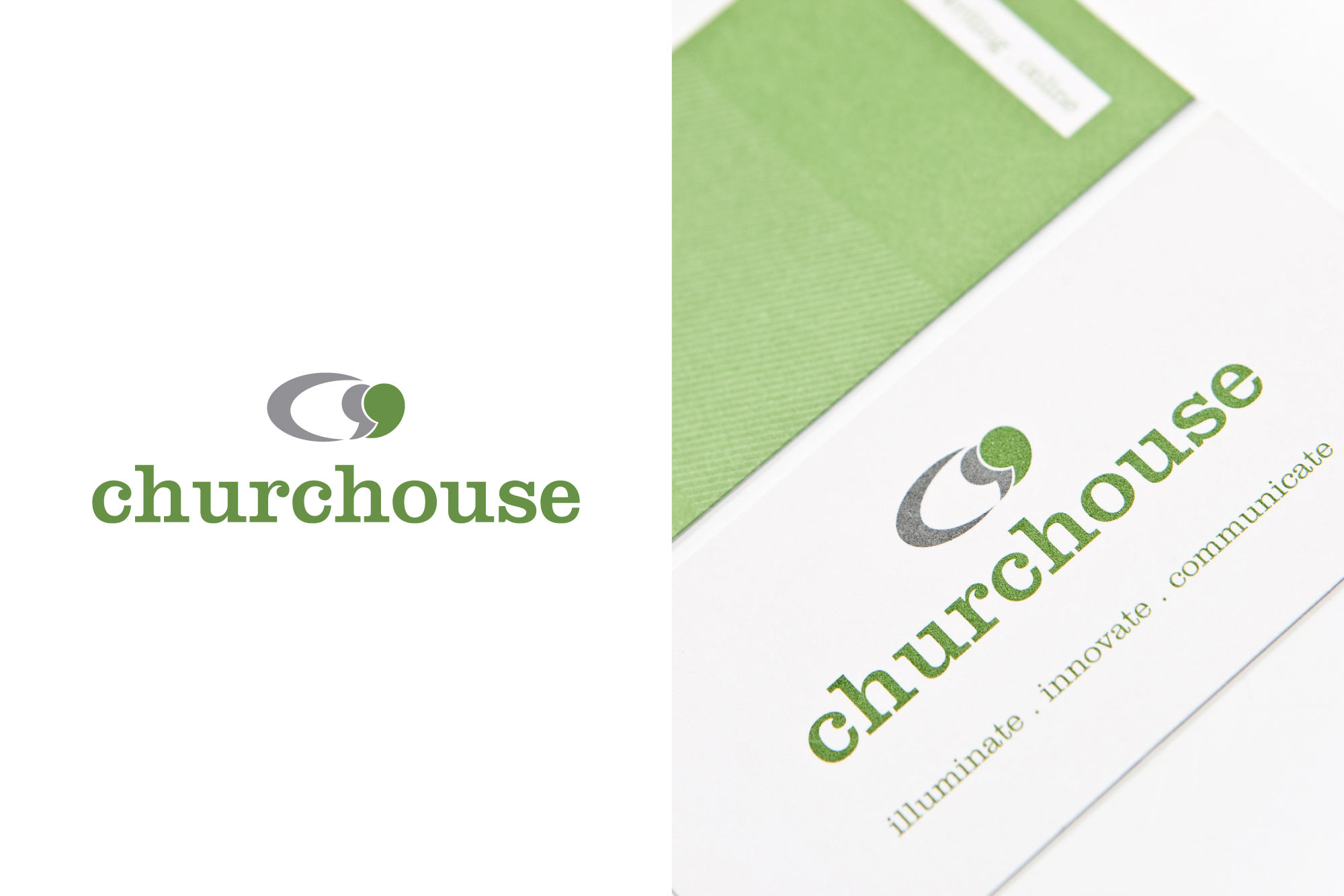 IDENTITY / Churchouse – Media/Writing/Online