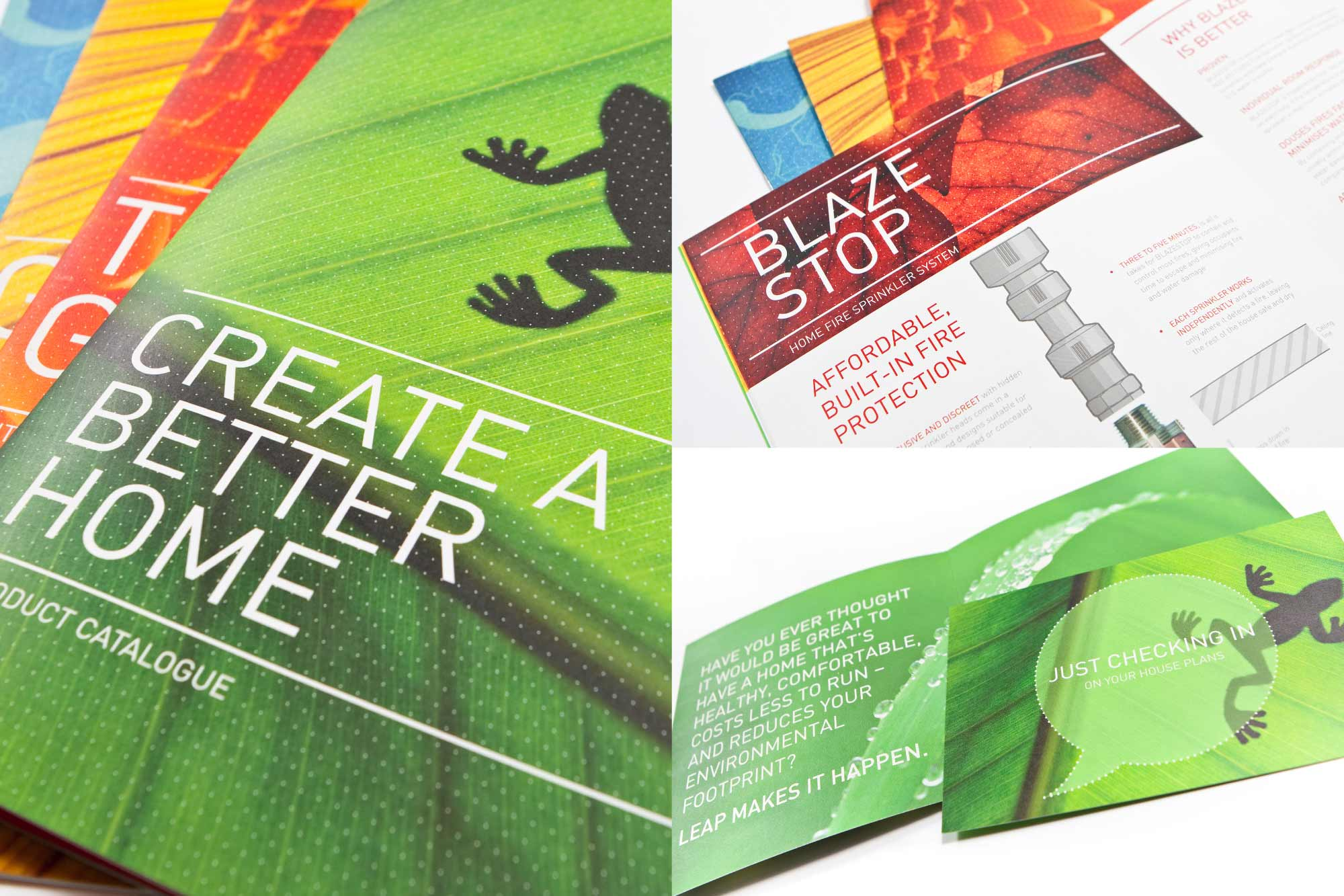 PRINT COLLATERAL / LEAP