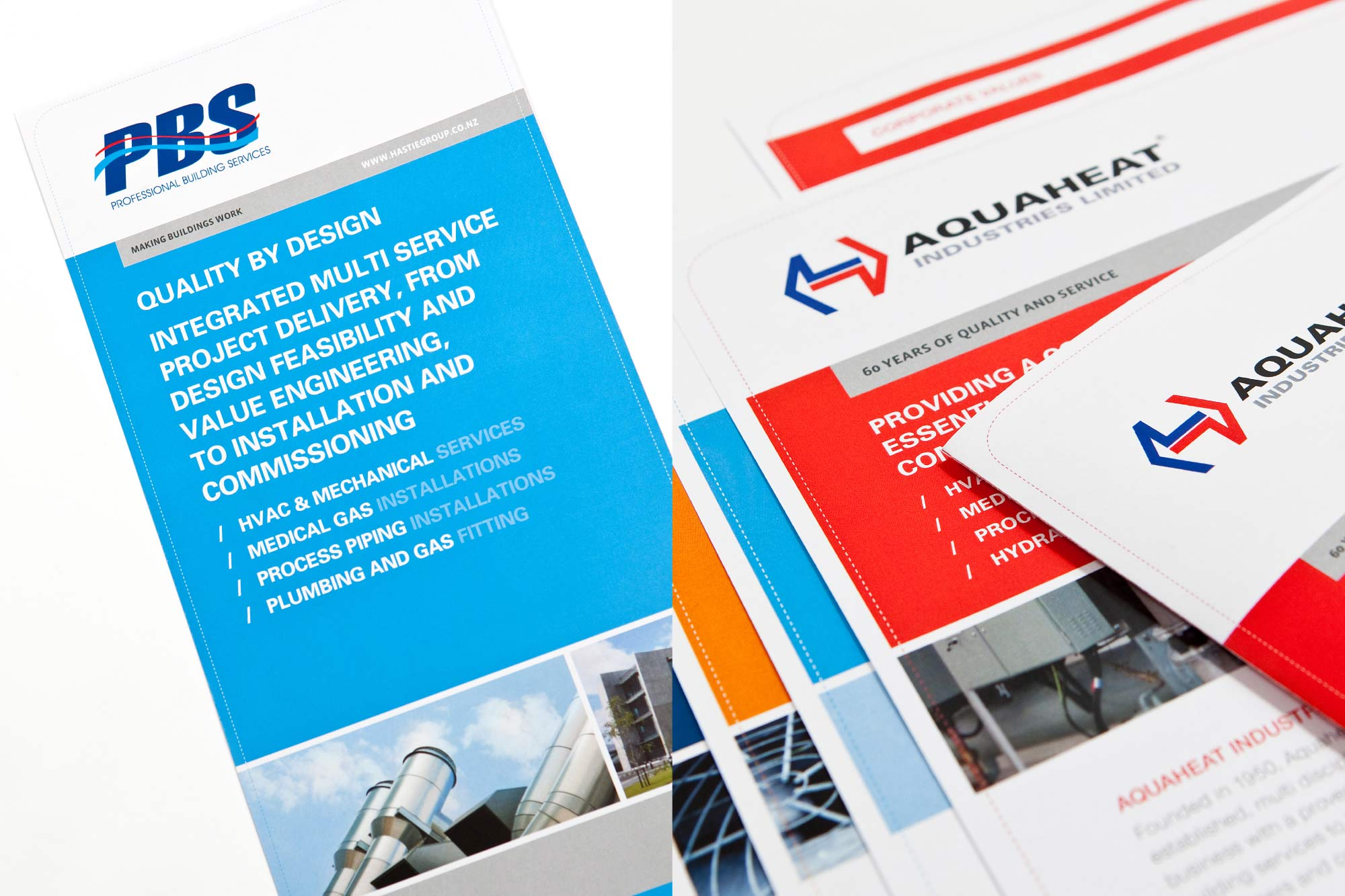 PRINT COLLATERAL / Aquaheat Industries and Subsidiaries