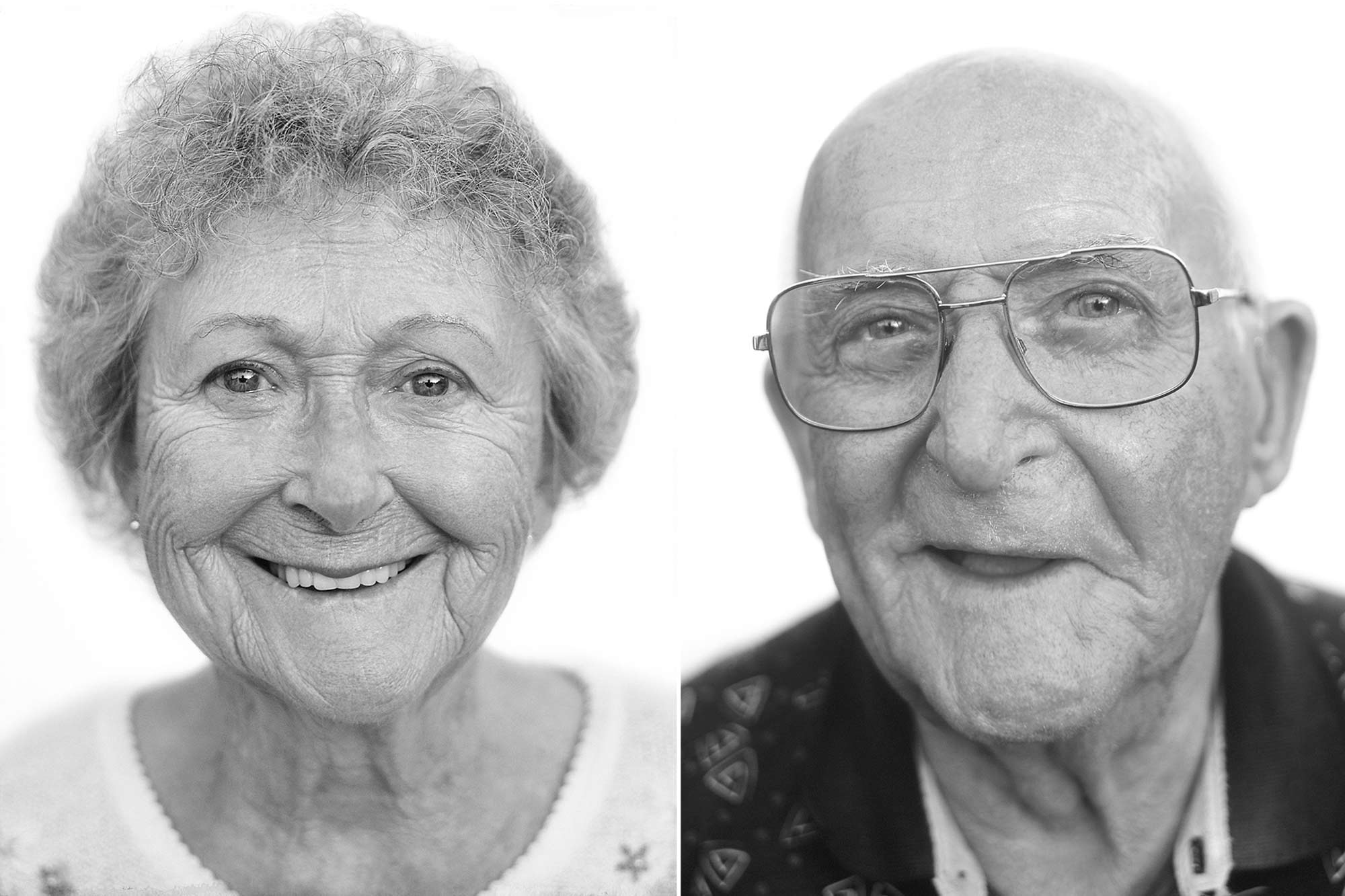 PORTRAITS / Grandparents