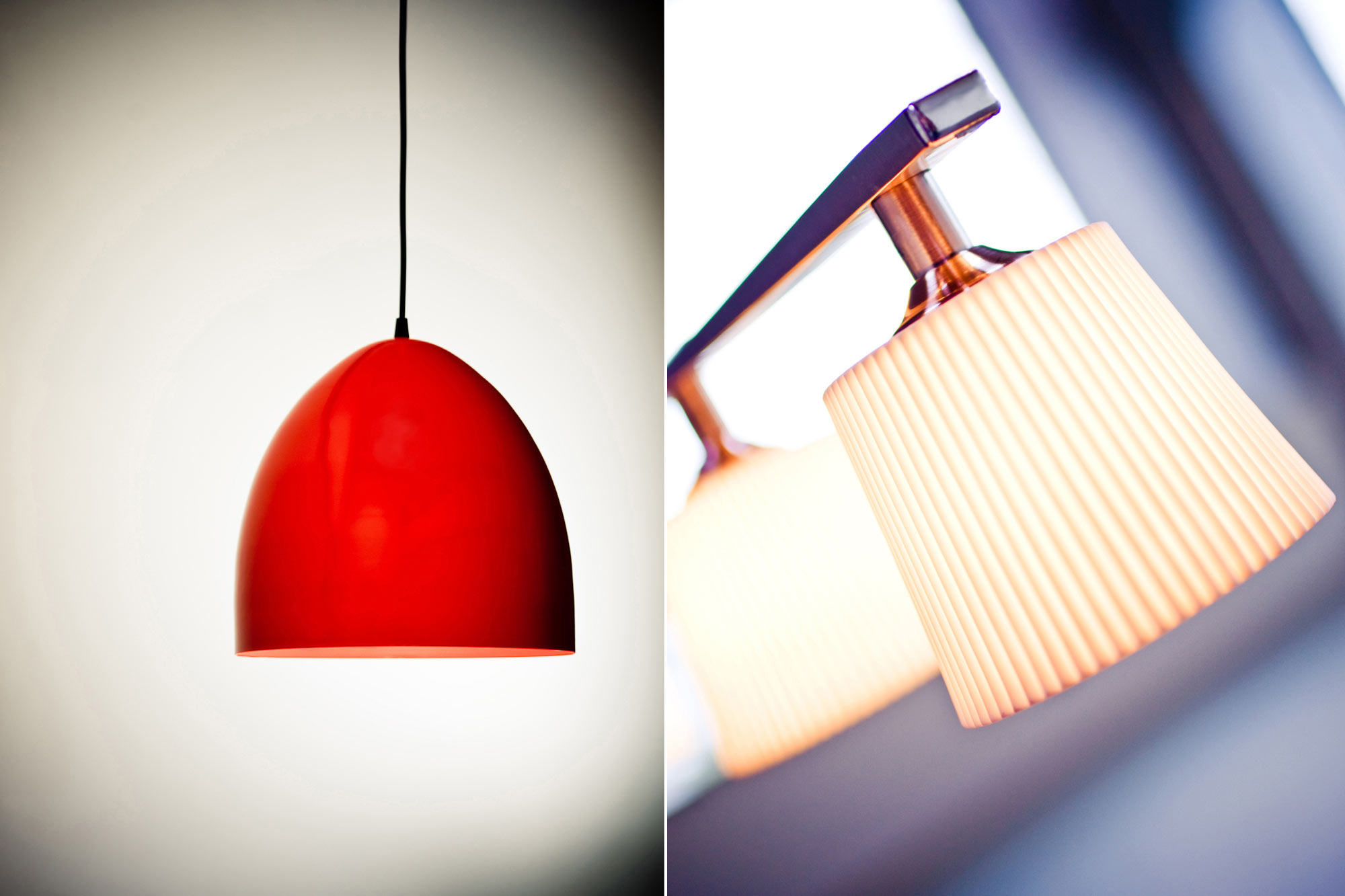 PRODUCT IMAGERY / Designer Lights